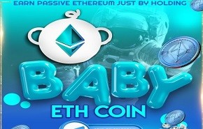 BABYETH: Earn passive every 60 min ETH
